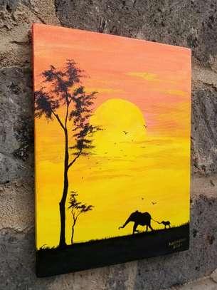 maasai mara sunset image 3