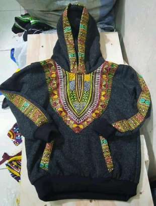 Africa designed hoods and T-shirts. image 10