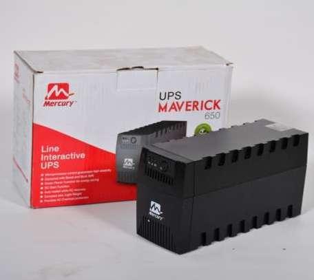 Mercury Maverick 650VA Line Interactive UPS image 1