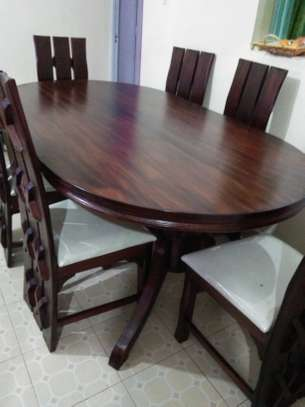 6 Seater Dining Table image 6