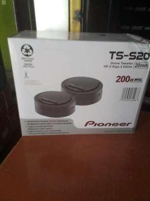 Pioneer TS-G1610F Mid-Range Speakers. image 1