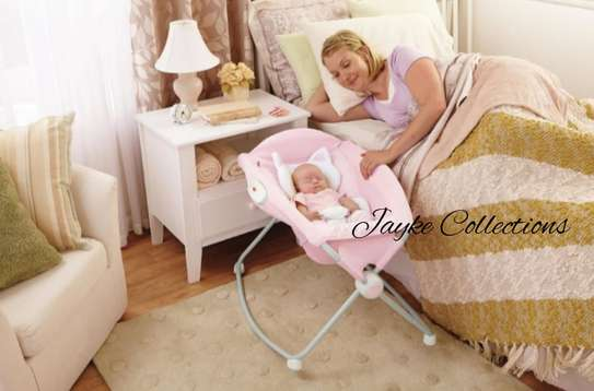 baby Fisher-Price My Little SnugaKitty Deluxe Newborn Rock 'n Play Sleeper;