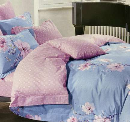 duvet 5 by 6 pink prints image 1