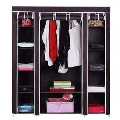 3 column portable wardrobes image 8