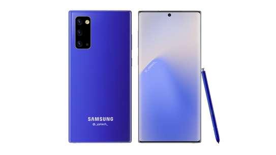 Samsung Galaxy S20+ (8Gb,128Gb) image 2
