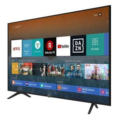 """hisense 65"""" smart android frameless 4k uhd TV image 1"""