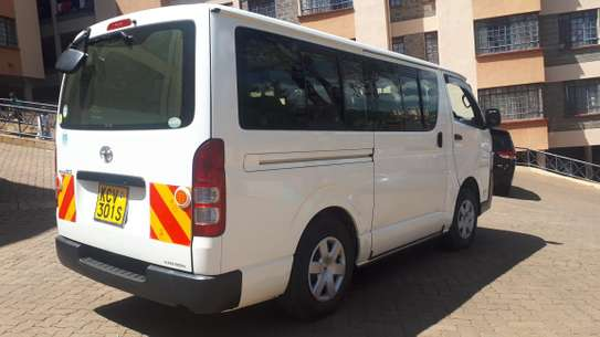 EXECUTIVE  4X4  VAN FOR HIRE image 5