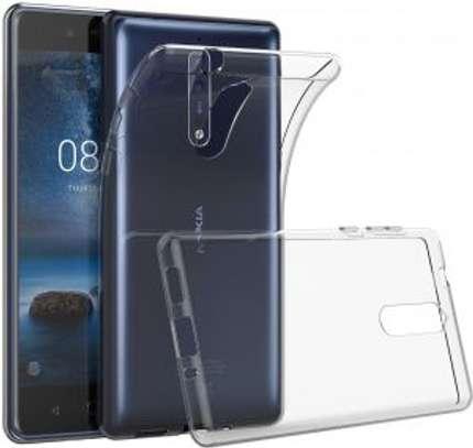 Clear TPU Soft Transparent case for Nokia 6/6 2018 image 7