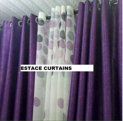curtains with matching sheers image 4