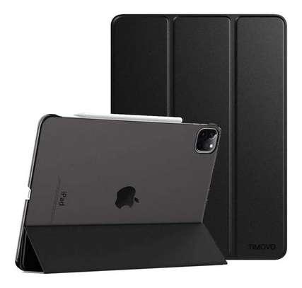 Smart Silicone Foldable Case For iPad Pro 11 2020/iPad Pro 12.9 2020[No iPencil Holder] image 7