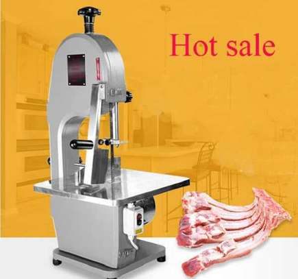 electric frozen fish beef cow pork meat bone cutter saw machine Commercial bone cutting saw