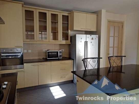 Furnished 4 bedroom house for rent in Karen image 6