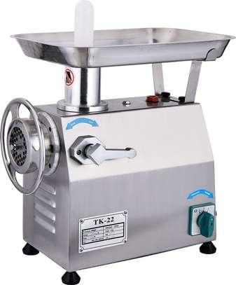stainless steel meat mincer meat grinder TK22 image 1