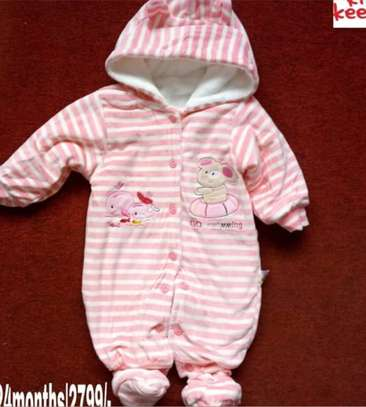 Warm Baby Rompers image 3