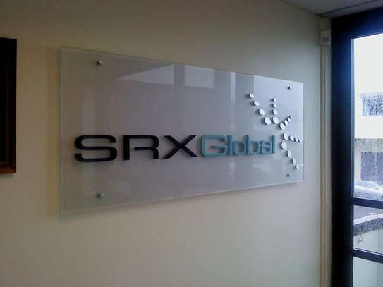 Business Signs, Office Signs & 3D Sign Creation/Customization image 2