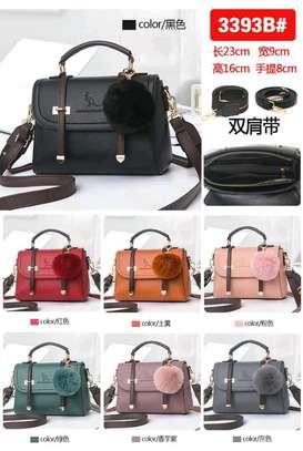 Multicolor quality handbags image 1