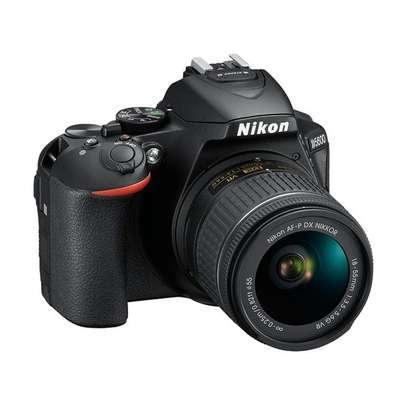 Nikon D5600 DSLR Camera With 18-55mm Lens - 24.2 MP image 5
