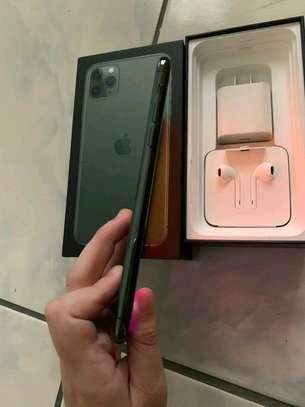 Apple Iphone 11 Pro Max 512GB Rare Green Apple Flagship Smartphone image 6