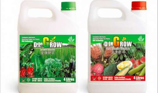 Organic Fertilizer - D.I. Grow