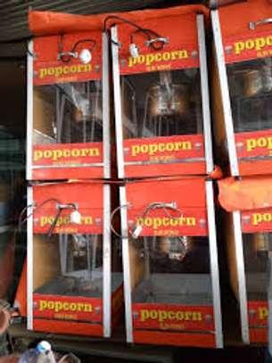 Popcorn Maker Machine with Stainless Steel Popcorn Scoop image 3