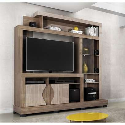TV Wall Unit ( Colibri BROMELIA ) - Supports up to 52 Inch Tvs image 1