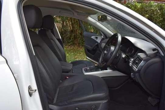 Audi A6 2013 image 8