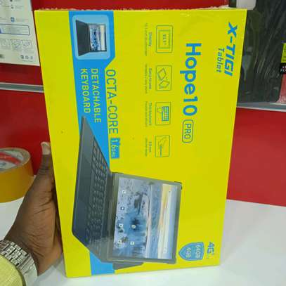 10.1 inch Tablet with Key Board-Xtigi Hope 10 pro 64gb 4gb ram image 2