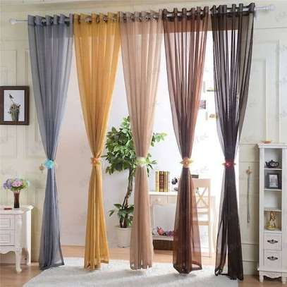 Curtains with Sheers image 1