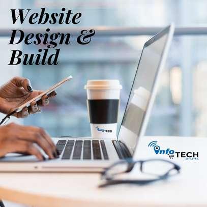 Create/Build & Design Website