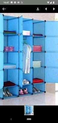 3column plastic wardrobe image 1