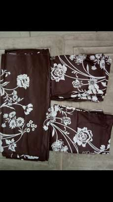Cotton bedsheets Extra King size 7*8 image 2