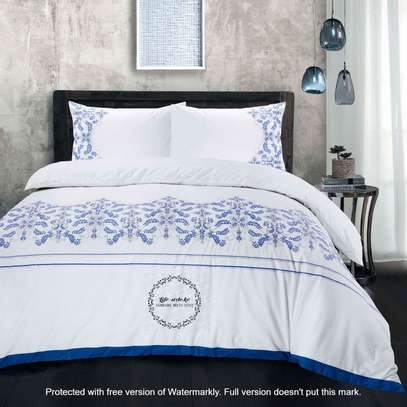 Embroided Bed Covers image 1