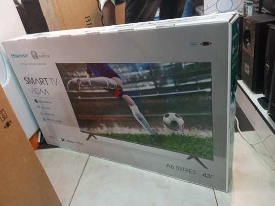 43 Hisense Android Smart LED TV image 1