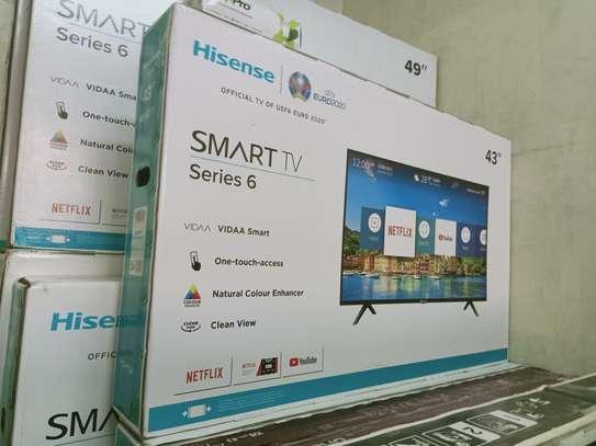 Hisense 43 smart tv image 1
