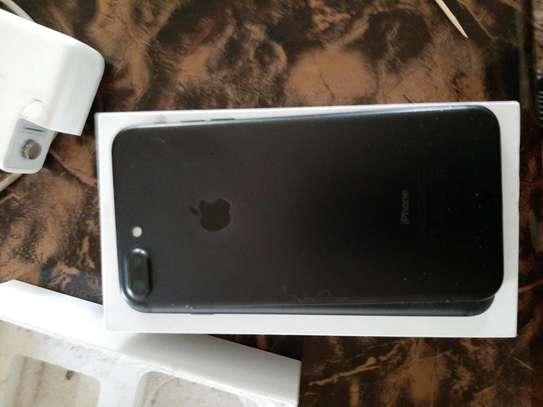 Apple iPhone 7 Plus- 64GB - 3GB -Single SIM- Black image 2