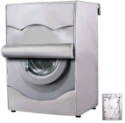 Top load washing machine cover image 2
