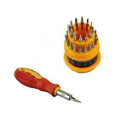 31 in 1 Tool Screwdriver Tool Set image 1