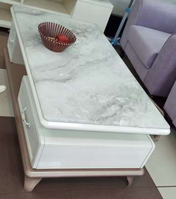 Pure marble Coffee table