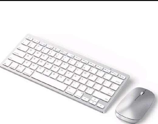 Small wireless keyboard image 1