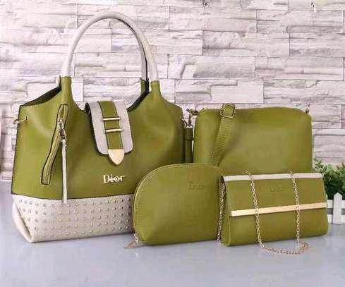 Pure leather Handbags image 7