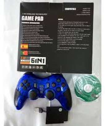 6 in 1 wireless Game pad image 2