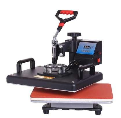Combo Heat Press Machine image 1