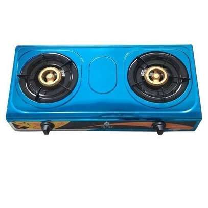 Nunix Gas Stove Stainless Steel image 1
