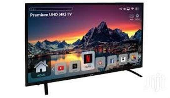 55 inches Samsung 4K smart-digital TV image 1