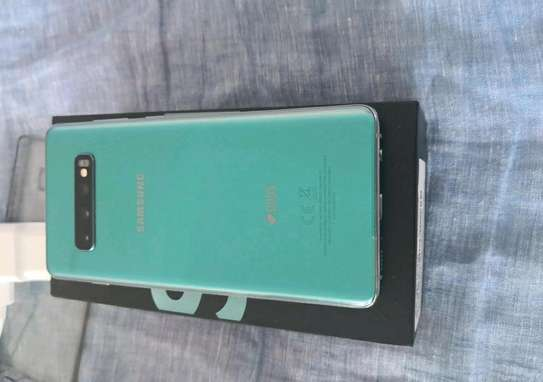 Samsung Galaxy S10 Plus 1Terabyte Green image 2