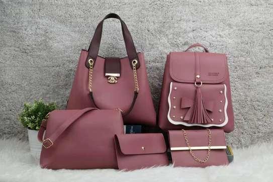 5 in 1 Handbags