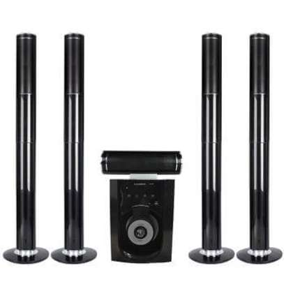 Leadder SP572B Home Theatre System 5.1CH 1000Watts With  Bluetooth