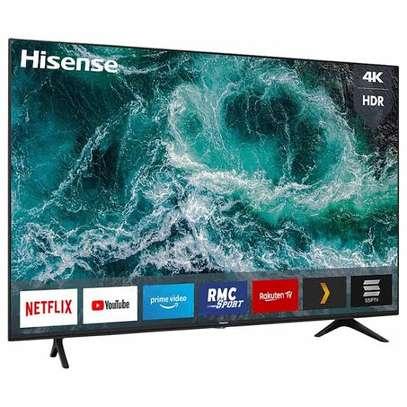 HISENSE 65 inch Android UHD-4K Frameless Smart Tvs image 1