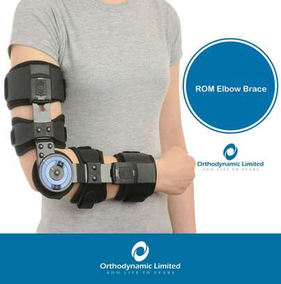 Limited R..O.M Elbow brace image 1