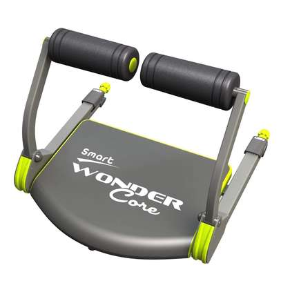 WonderCore Smart Machine Home Fitness Core Body Trainer